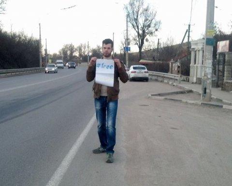 Окупанти погрозами змусили покинути Крим українського активіста