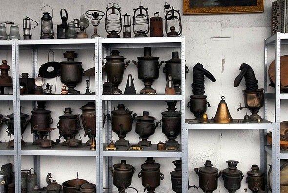 Киевляне могут сдать ненужные вещи в музей (фото)