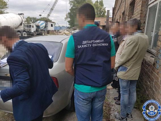 Депутата Киевской гродской администрации «поймали» навзятке