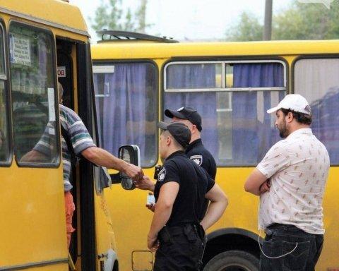 Патрульная полиция получила права проверять перевозчиков