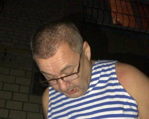 У Києві п'яний «адвокат» вистрілив у підлітка та погрожував поліцейським, є фото