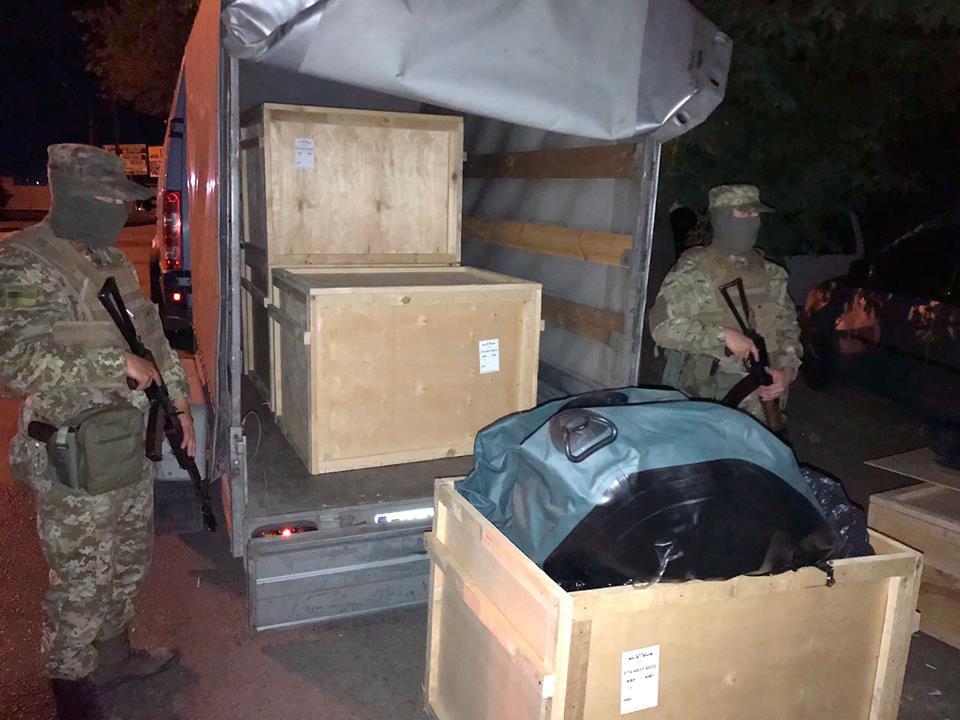 В Одесі вилучили рекордну партію наркотиків