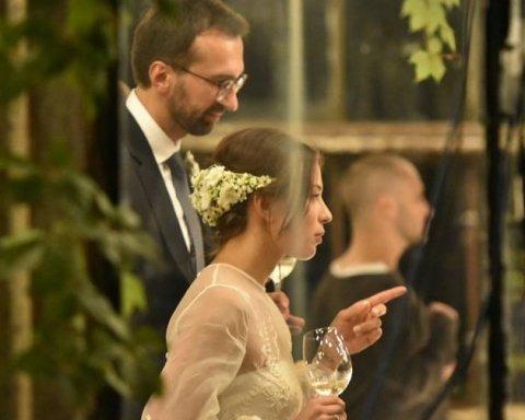 З'явилися подробиці весілля Лещенка