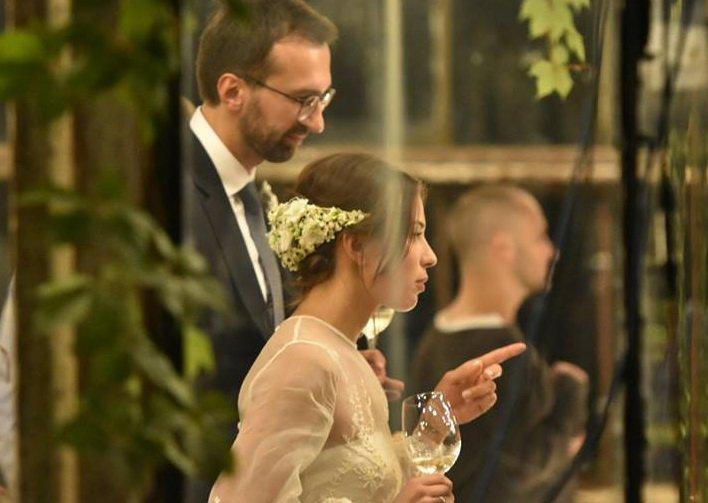 Лещенко женился нади-джее Топольской