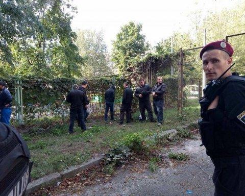 Масова бійка у столиці: поранено шестеро осіб
