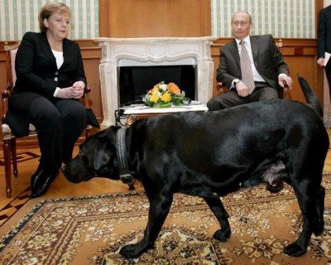 Німецький журнал познущався над Путіним
