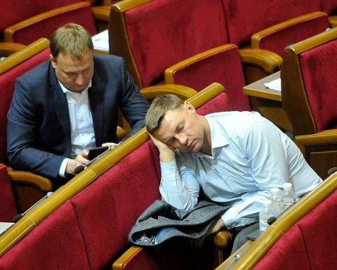 Тиша в залі: чому народні депутати не ходять на роботу