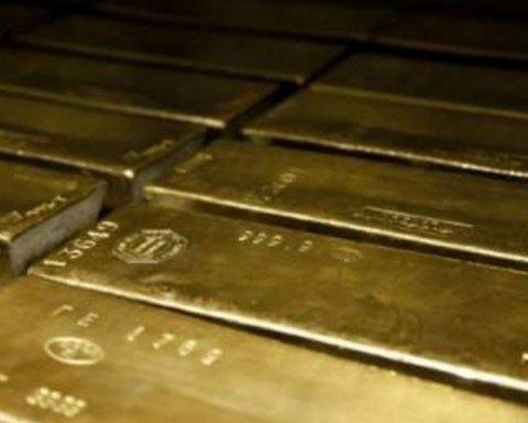 Подскочили до небес. Цены на золото установили новый рекорд с 2013 года