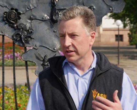 Волкер пригрозив Путіну ускладненням ситуації через Донбас