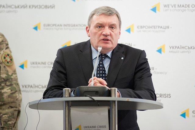 Гримчак: Росія почала відходити з Донбасу