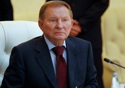 Кучма о миротворцах на Донбассе: условия России неприемлемы