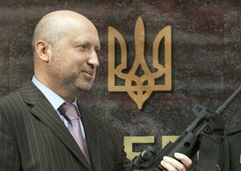 Турчинов указал на намерения Путина в ближайшее время
