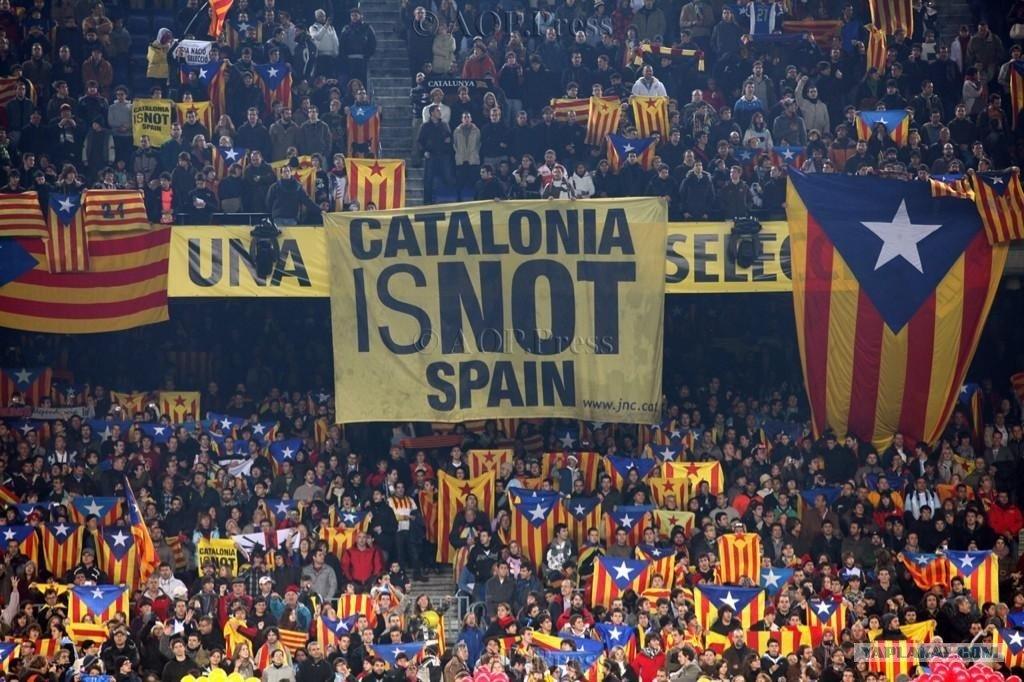 В Каталонії все готово до референдуму