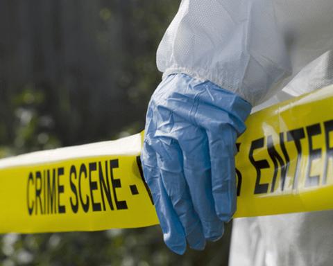 Жуткая находка в Киеве: найдено обезглавленное тело (фото)