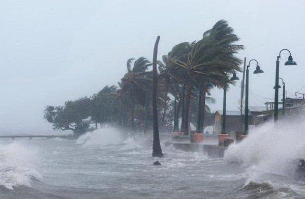 Дивовижне відео урагану «Ірма» показали в мережі (відео)