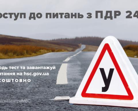 Українців запрошують пройти тести на знання правил дорожнього руху