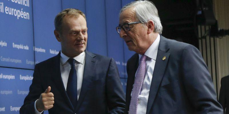 Юнкер пропонує об'єднати посади голів Європейської Ради та Єврокомісії