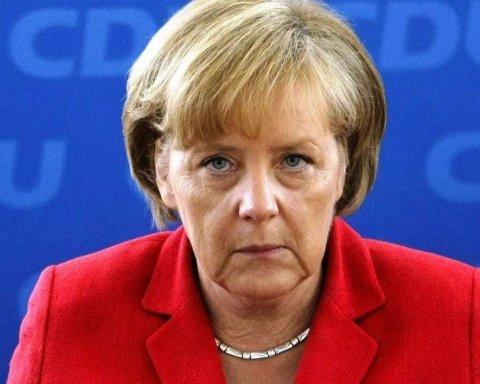 Меркель розкритикувала войовничі заяви Трампа щодо КНДР