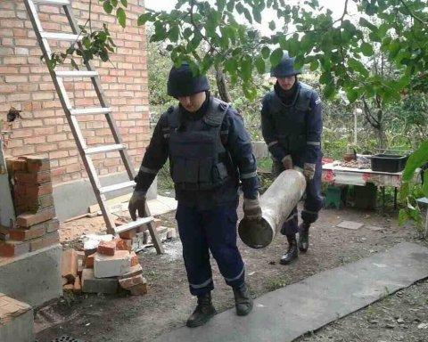 Взрывы в Калиновке продолжились с новой силой (видео, фото)