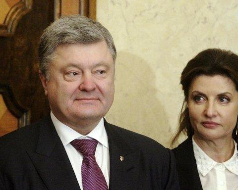 Марина Порошенко вразила українців дорогою сукнею