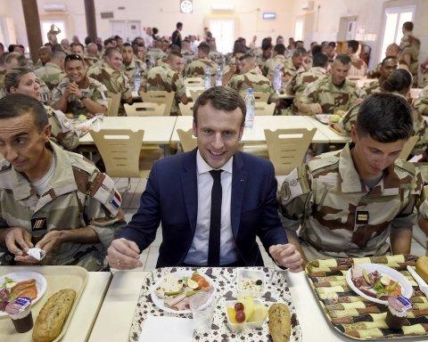 Франция существенно увеличит военный бюджет