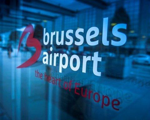 Через повідомлення про бомбу в аеропорту Брюсселя евакуювали пасажирів