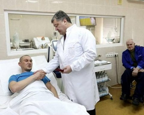 Порошенко розповів, яким професіям найбільше довіряють українці