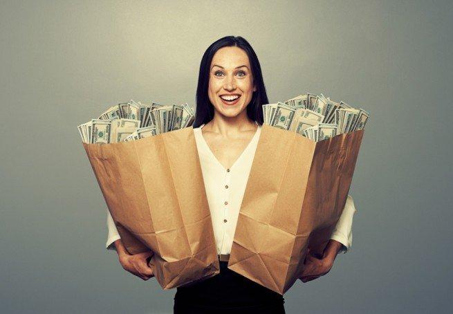 Як виглядають найбагатші жінки на планеті (фото)