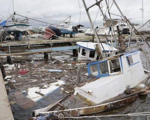 """В США порахували колосальні збитки від урагану """"Харві"""""""
