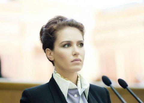 Депутат показал могилу Бережной (фото)