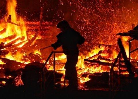 Пожежа в Одеському таборі: стало відомо про підозру чиновнику ДСНС