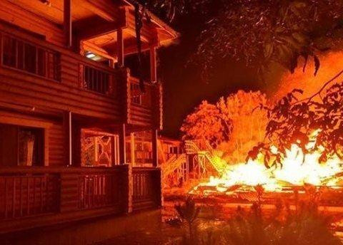 Трагедія в Одесі: дитячий табір підпалили навмисно