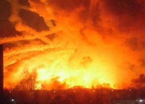 Взрывы в Калиновке: жители указали на странные наблюдения накануне