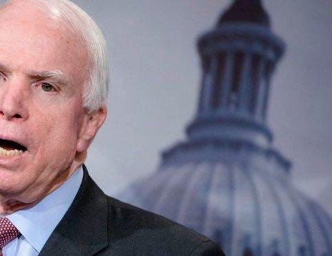 Маккейн: Білий дім не виконує закон про санкції проти РФ