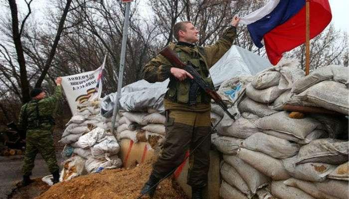 Бойовики спробують пробити сухопутний коридор до Криму