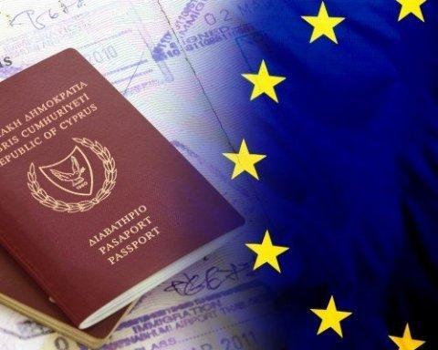 Кипр рекордно озолотился на продаже паспортов украинцам и россиянам