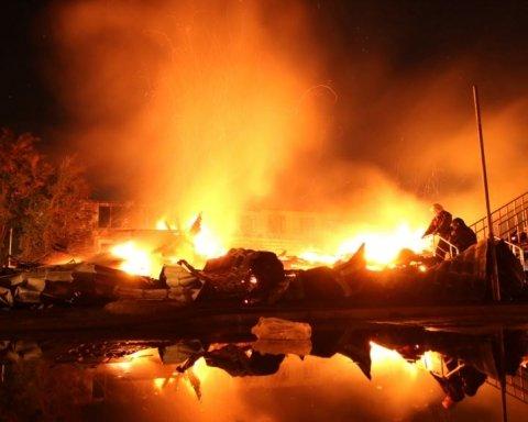 Пожар в лагере «Виктория»: появились резонансные подробности