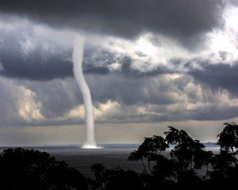 Самые страшные катастрофы на планете показали на видео