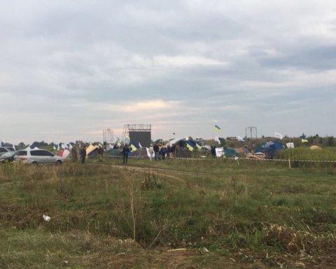 Саакашвили возвращается в Украину: онлайн трансляция с границы