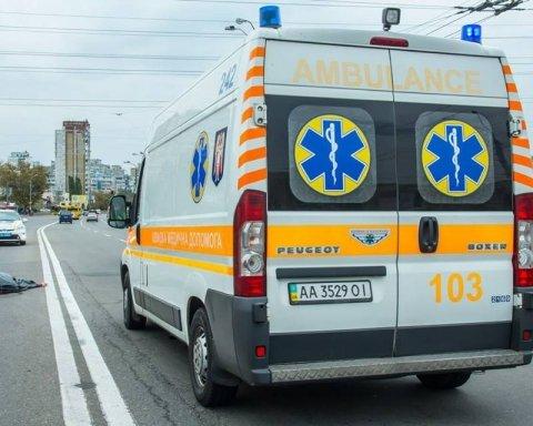 Смертельна ДТП під Харковом: загинуло дві людини
