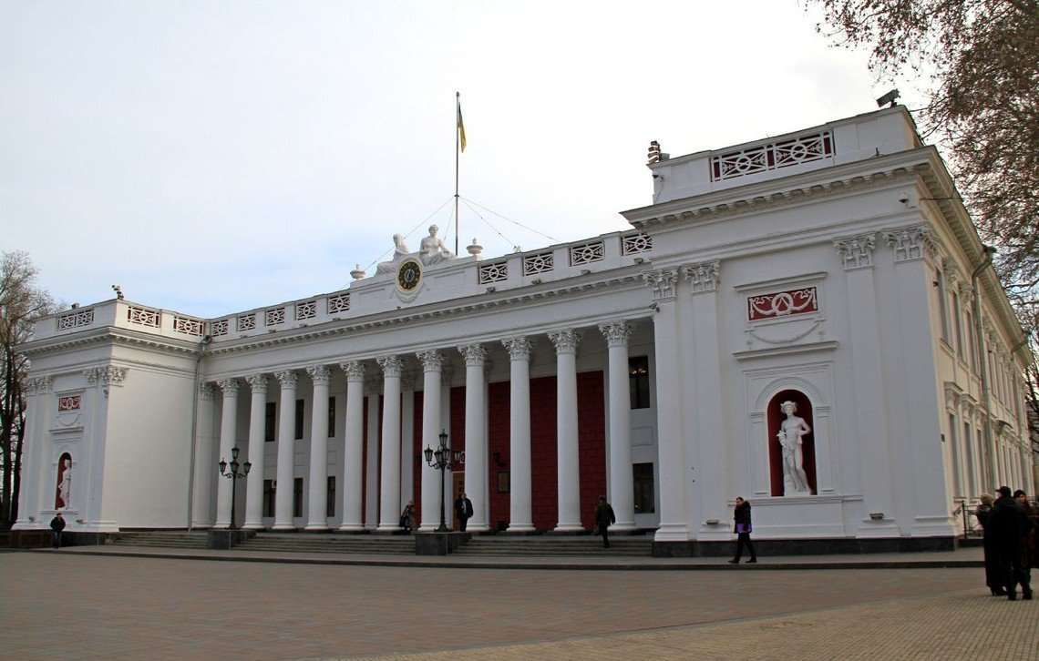 Целый город в Одесской области ежедневно «сползает» в море