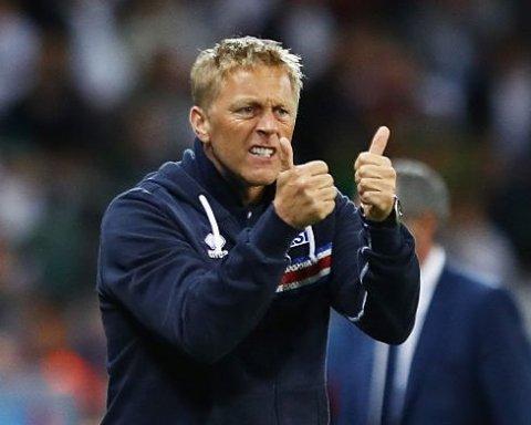 Тренер збірної Ісландії розповів про готовність до матчу з Україною