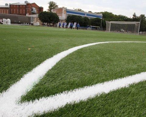 Правительство готово отдать регионам 270 млн гривен на строительство футбольных полей