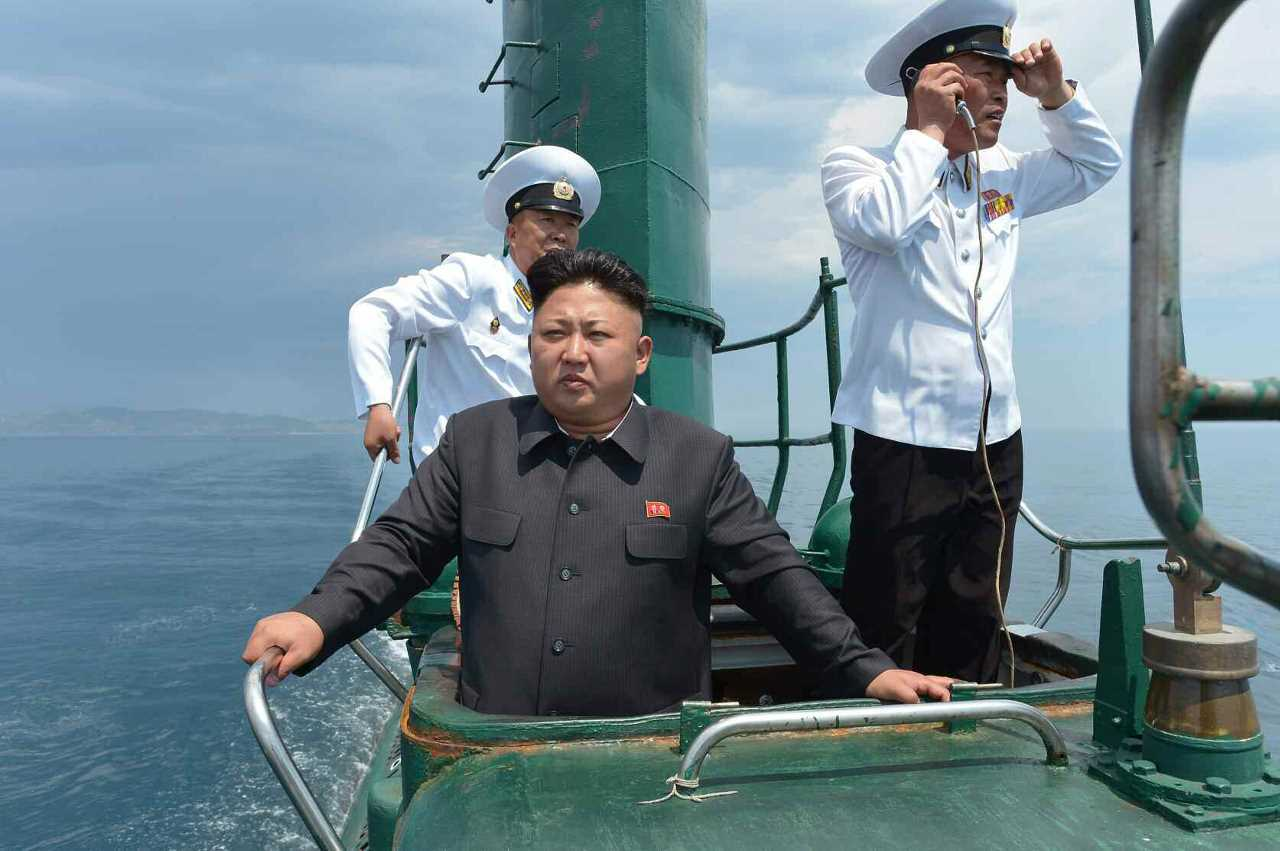 Кім Чен Ин передав особисте послання Путіну