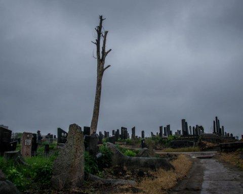 Учасникам АТО виділили землю у межах цвинтаря
