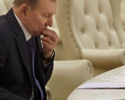 Мне его жаль: Кучма дал совет будущему президенту Украины