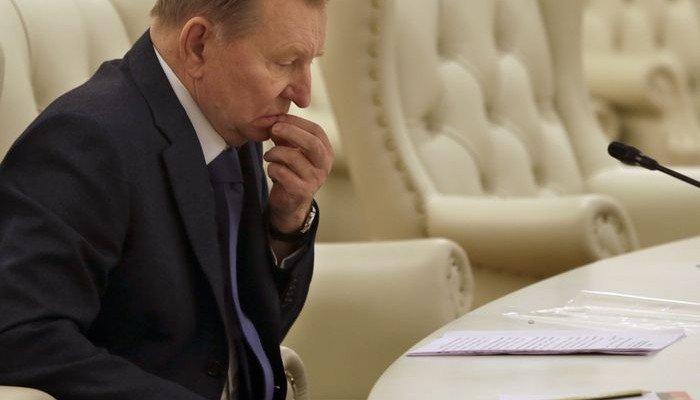 Кучма вийшов з переговорів щодо Донбасу та назвав причину