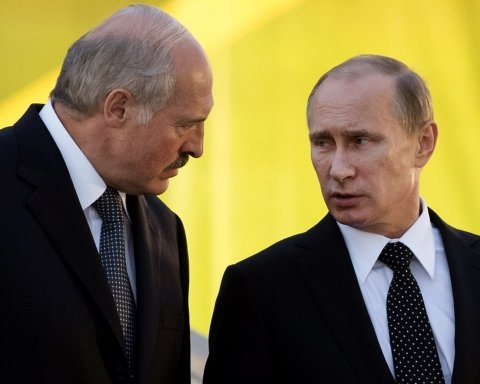 Путін висунув Лукашенку військову вимогу по Україні