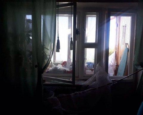 Во время ремонта холодильника в Киеве произошел взрыв (фото)