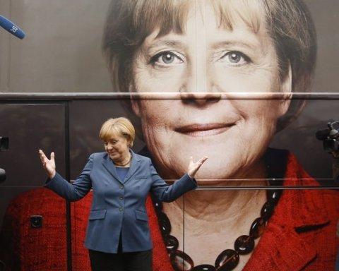 Партія Меркель перемагає на виборах у бундестаг